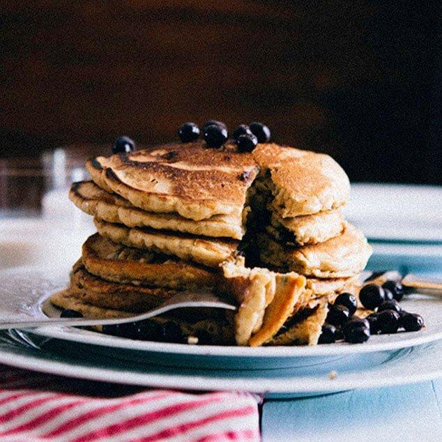 gluten free buckwheat pancakes recipe