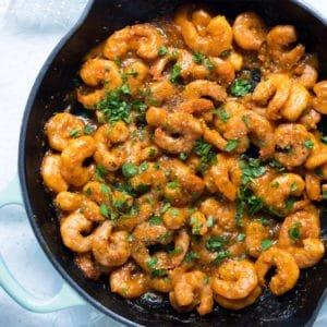 Mexican Camarones A La Diabla ? Spicy Mexican Shrimp