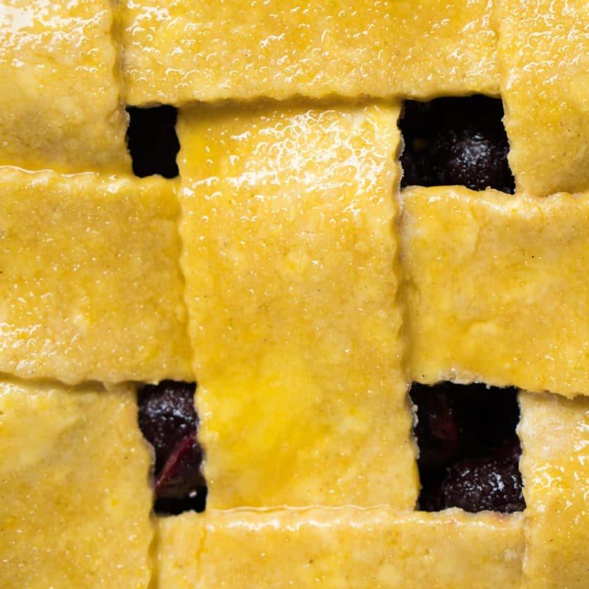 Super Flakey Gluten Free Pie Crust ?