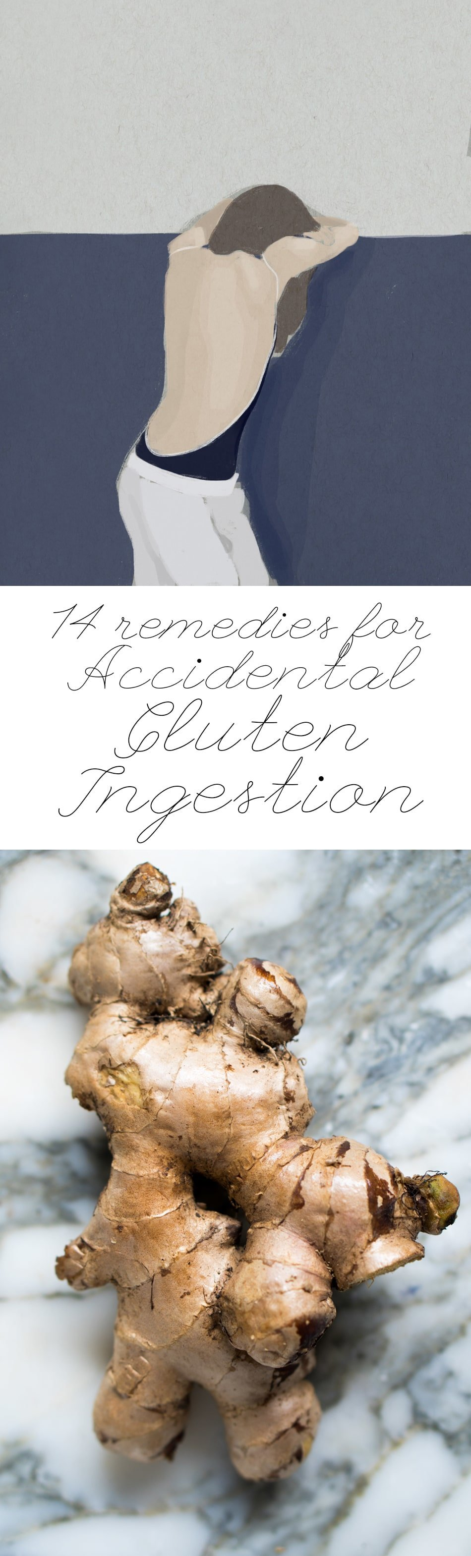14 Home Remedies To Try After Accidental Gluten Ingestion ??