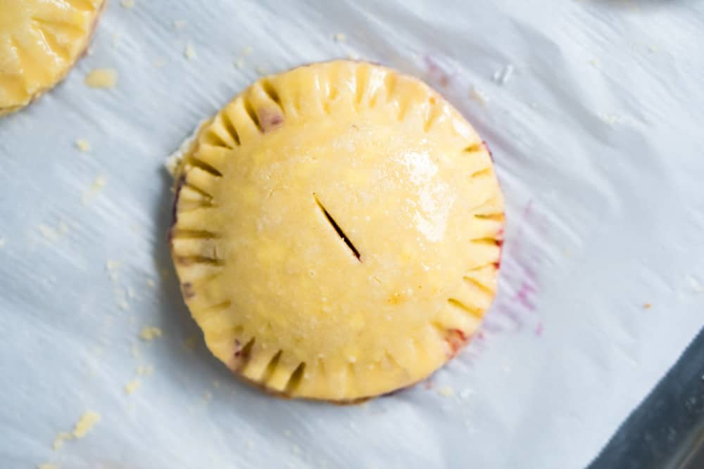 Gluten Free & Keto Hand Pies 🍓🍫🎃 3 Ways: Mascarpone Pumpkin, Chocolate Ricotta & Blackberry Almond
