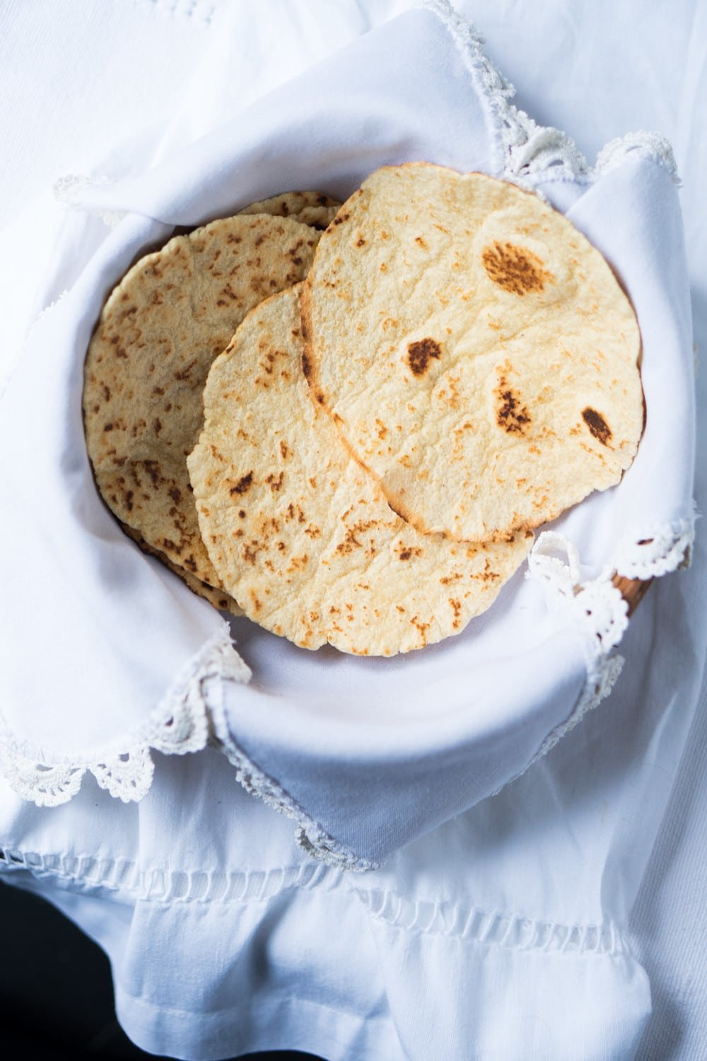 15-Minute Gluten Free & Keto Tortillas 🌮 Suuuper pliable, just 1 egg, & 2g net carbs!