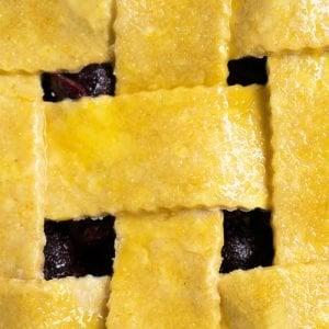Flakey Gluten Free, Low Carb & Keto Pie Crust #keto #glutenfree #lowcarb #piecrust #healthyrecipes #grainfree