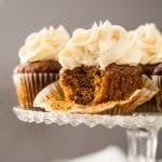 Gluten Free, Paleo & Low Carb Carrot Cake (or Cupcakes!)
