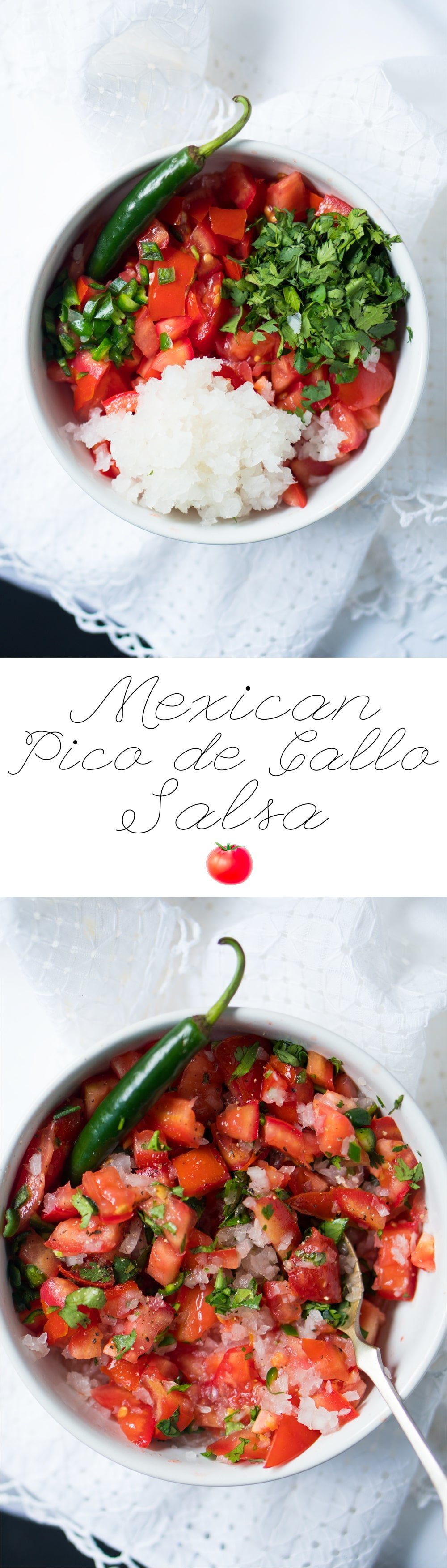 Ultra Mexican Pico de Gallo Salsa ? gluten free, keto & vegan