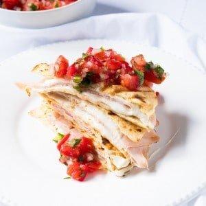 Suuuper Cheesy Gluten Free & Keto Mexican Sincronizadas 🌮