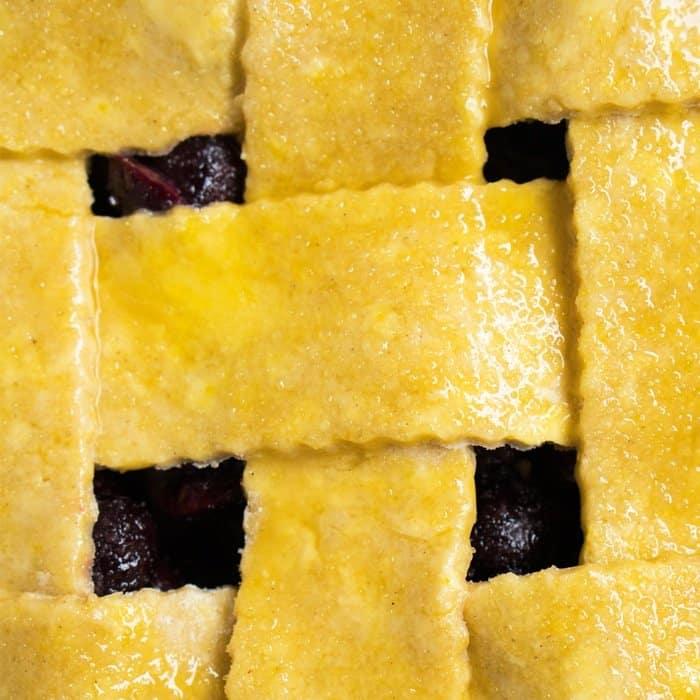 Gluten Free & Keto Pie Crust