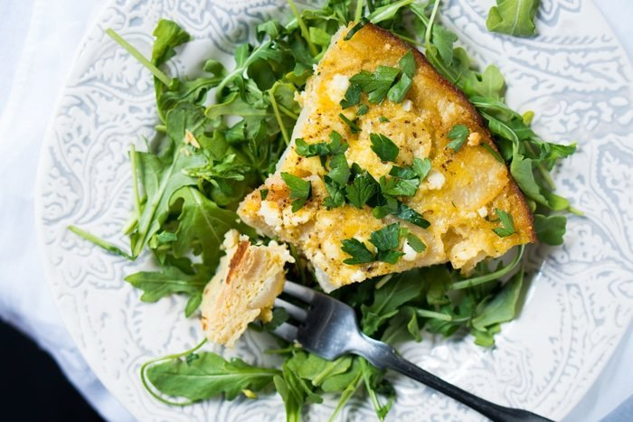 Low Carb & Keto Tortilla Española ??? Silky Smooth! #keto #ketobreakfast