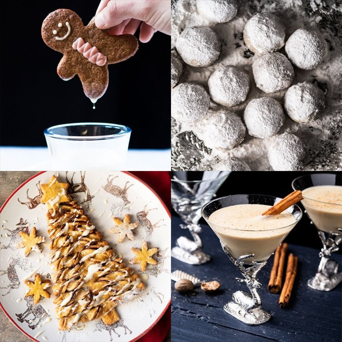 Gluten Free & Keto Christmas Recipes