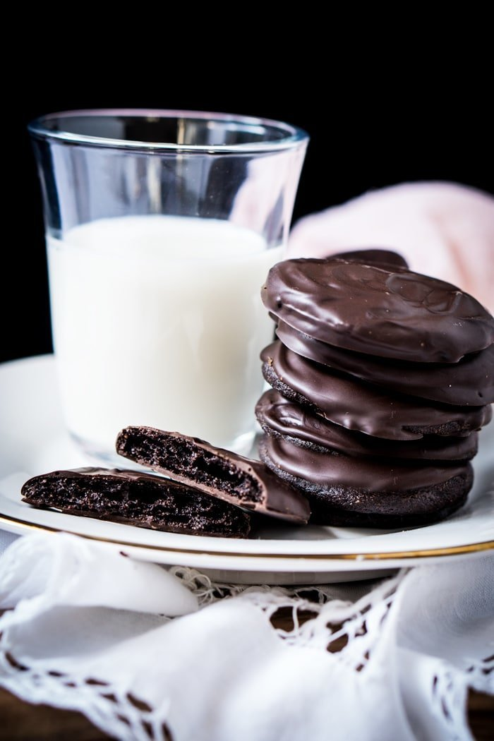 Gluten Free & Keto Thin Mints Girl Scout Cookies