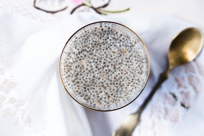 Overnight Gluten Free, Paleo & Keto Chia Pudding  🥄 The Ultimate Combination Guide! #chiapudding #keto #ketobreakfast #lowcarb #paleo #glutenfree #healthyrecipes