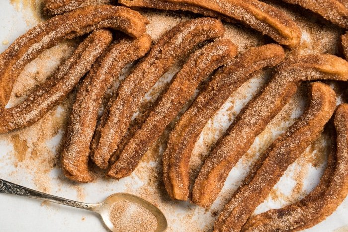 Grain Free, Gluten Free & Keto Churros☁️ Easy-peasy and 1g net carbs each! #ketodesserts #lowcarbdesserts #ketomexican