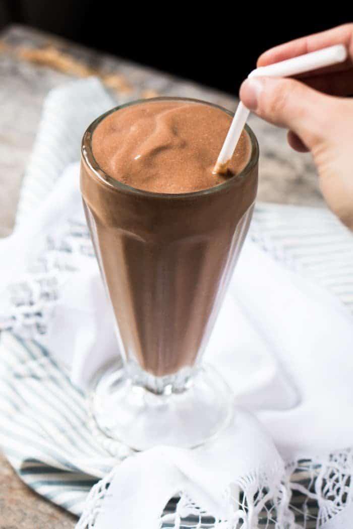keto diet chocolate shakes