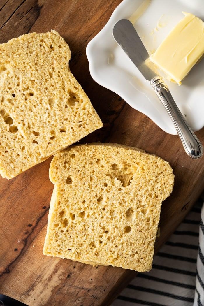 15-Min Keto French Toast (Bread Included!) - gnom-gnom